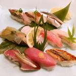116845763 - 極上地魚寿司