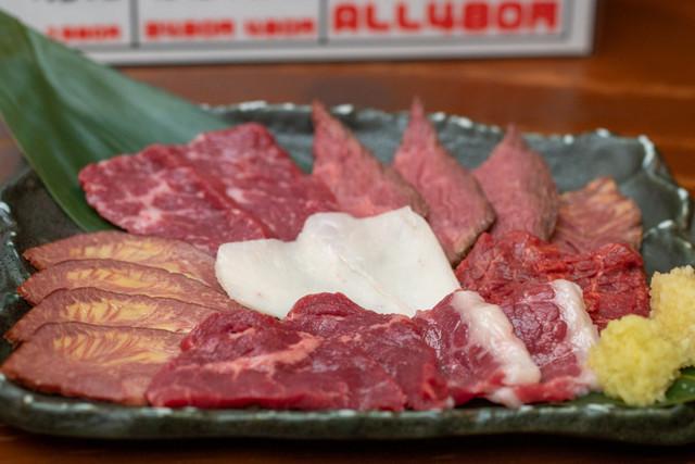 馬刺酒家 一家 桜台店の料理の写真