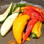 つむぎ - 旬の野菜盛り合わせ