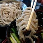 肉汁うどん 肉汁や - 肉もり(あっさり)650円