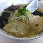 くまラーメン - 料理写真:ラーメン550円