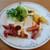 カフェ ルポゼ - 料理写真:前菜
