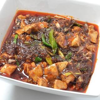 プレミアム麻婆豆腐