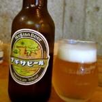 海ごはん山ごはん マルキヨ - 地ビール(ナギサビール)