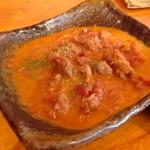 海ごはん山ごはん マルキヨ - 魚介トマトソース煮