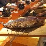 東山 吉寿 - 藁焼きの鰹のタタキ