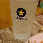 タイ食堂 ひょうたん - 生レモンサワー