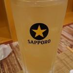タイ食堂 ひょうたん - レモングラスサワー