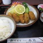 11687080 - カキフライ定食