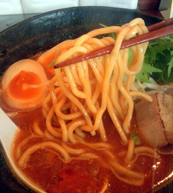 辛麺 真空 - 辛麺 真空@町田 山の麺