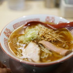 食堂七彩 - 料理写真:喜多方醤油