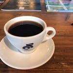 クロスコーヒー チョコレートアンドサンドウィッチズ - ドリンク写真: