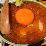 鯛之鯛 - 海鮮卵かけご飯