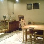 Cafe typique - ティピク 店内