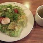 ファームイン - サラダ&スープ