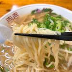 八兵衛 - 麺