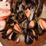 グリーンスポット - モンサンミッシェルのムール貝