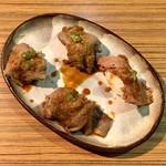 ニッポンバル - 肉寿司(前頭)