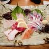 Kamon - 料理写真:刺身五品盛り