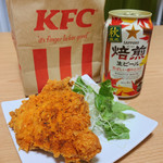 ケンタッキーフライドチキン - 料理写真:サクサク骨なしケンタッキー 四川麻辣味