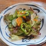季まま亭 - サラダ