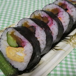 松月堂 - 料理写真:太巻き寿司