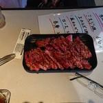 徳川焼肉センター - ハラミ