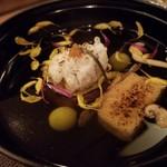 Matsumatsumoto - お椀 名残の秋の鱧の椀 北海道松茸のお出汁