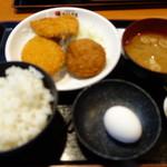 さくら水産 - 日替わり定食500円