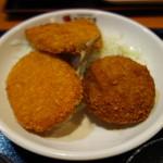 さくら水産 - チーズメンチ・アジフライ・コロッケ