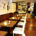 つくしんぼカフェ - 内観写真:
