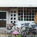 116915846 - 自転車が店の前に数台停まっていますが、店内にはこれほどの人はいませんでした…