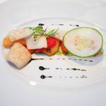 116916087 - スルメイカ プロヴァンサル風野菜