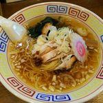 らーめん屋 小川 - 料理写真:冷たい中華そば