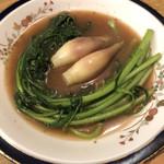 Toridouan - おでん(ミョウガ・春菊)