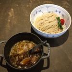 116918844 - 淡麗つけ麺