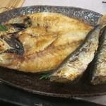 酔郷 - お魚の焼き物