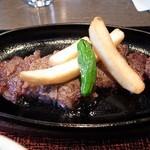肉屋の肉料理 みずむら - 柔らかステーキ180g