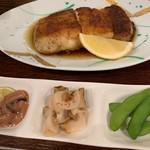 116922147 - 焼き魚