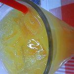 ベリー・ストロベリー - みかんのジュース