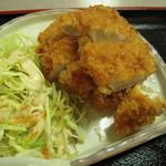 朝日屋 - チキンカツ