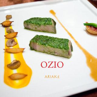 RISTORANTE OZIO - 料理写真: