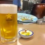赤坂あべちゃん - 生ビール 520円