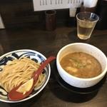 116936736 - つけ麺ハーフ