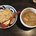 116937400 - つけ麺ハーフ