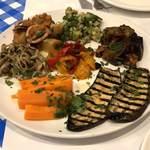 オムナチェッロ - 料理写真:ナポリ風前菜の盛合わせ