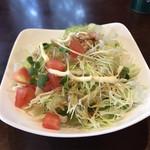 サロン・ド・マリィ・ルウ - 料理写真:ランチのサラダ