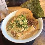 九十九里 麺ドラゴン - にぼしライト