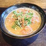 九十九里 麺ドラゴン - えび