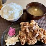 北海道唐揚げ えぞ丸 -